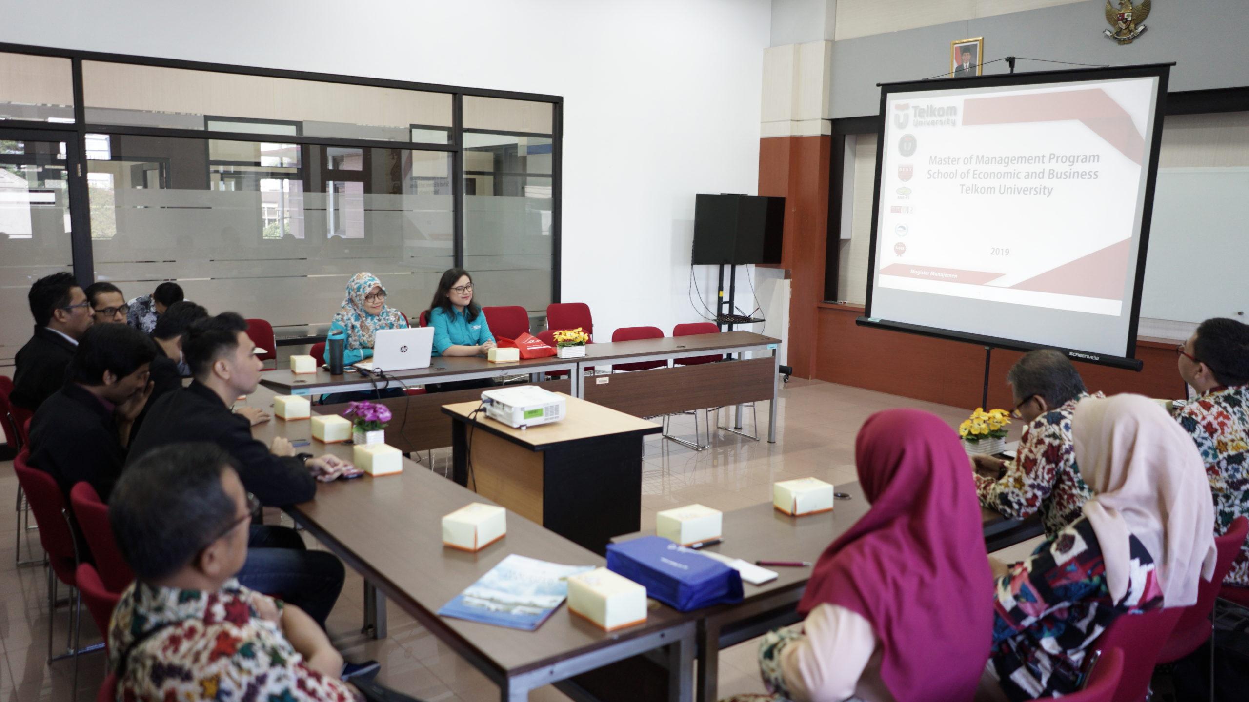 Academic Visit Bandung 2020