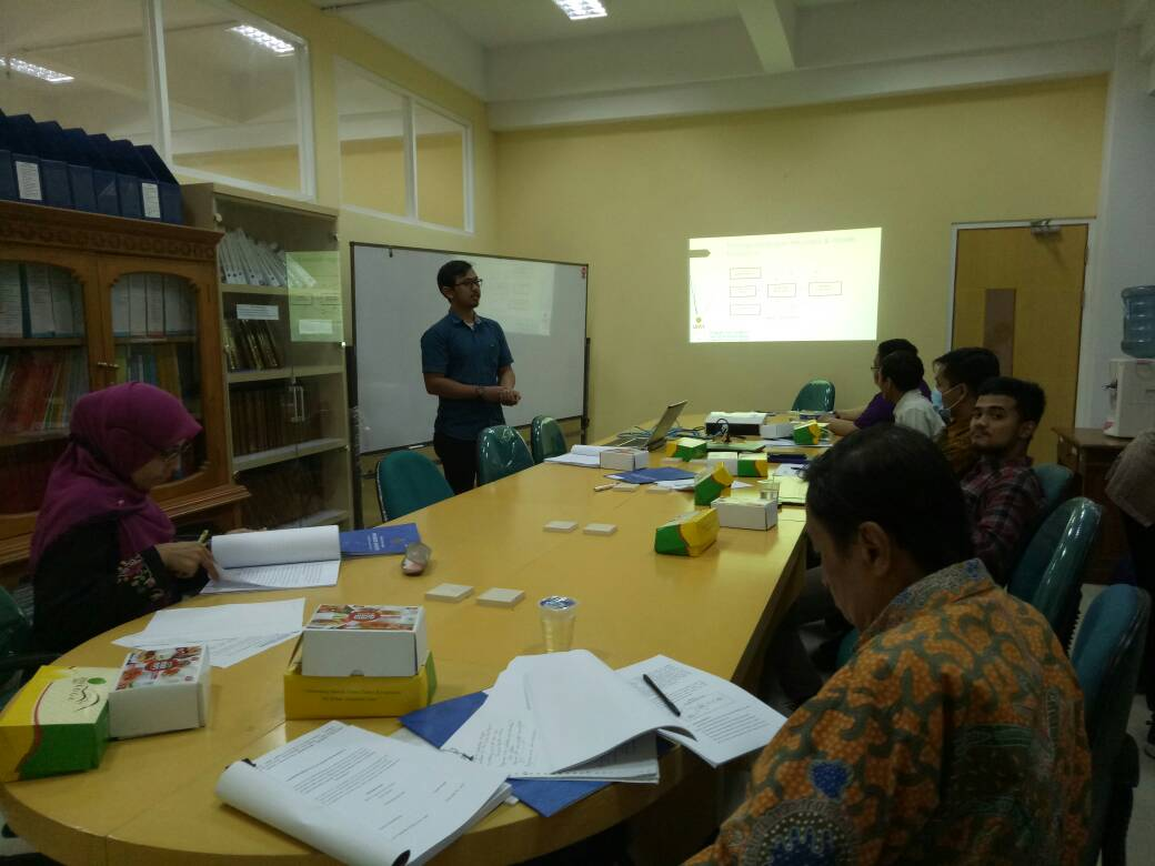 Seminar Proposal Tesis